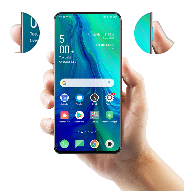 How to Reboot OPPO Reno When It Is Not Responding? | OPPO
